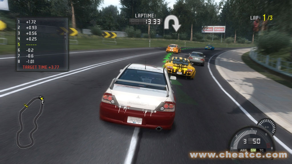 Need for Speed ProStreet GAME MOD NFSPS Extra …