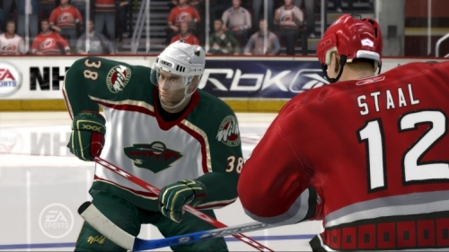 NHL 07 screenshot
