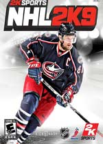 NHL 2K9 box art
