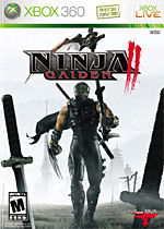 Ninja Gaiden II box art