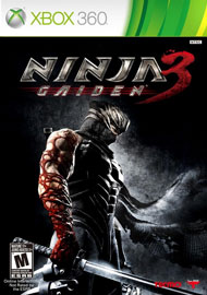 Ninja Gaiden III Box Art