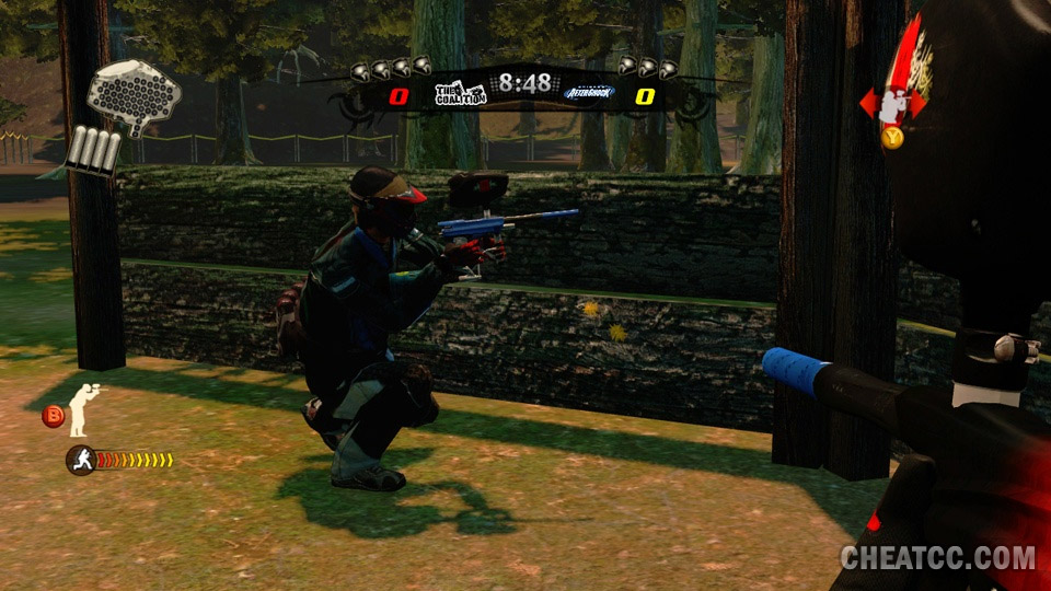 Paintball Games For Xbox 1 : Nppl championship paintball review for xbox