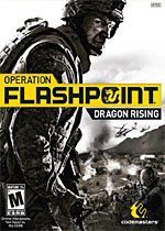 Operation Flashpoint: Dragon Rising box art