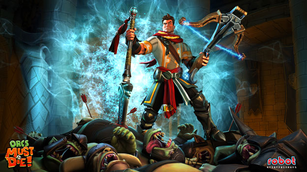 Orcs Must Die! Screenshot