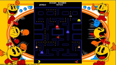 Pac-Man XBL screenshot