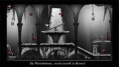 The Misadventures of P.B. Winterbottom screenshot