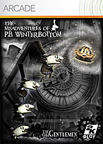 The Misadventures of P.B. Winterbottom box art