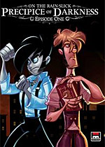 Penny Arcade Adventures: On the Rain-Slick Precipice of Darkness: Episode One box art