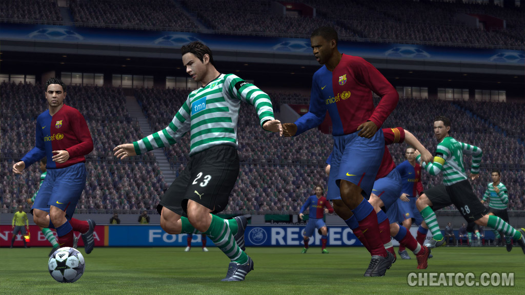 Pro Evolution Soccer 2009 Review for Xbox 360