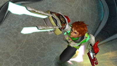 Phantasy Star Universe screenshot