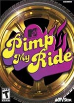 Pimp my Ride box art