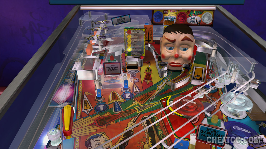 Pinball Hall of Fame: The Williams Collection screenshot - click to