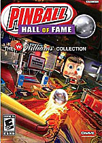 Pinball Hall of Fame: The Williams Collection box art
