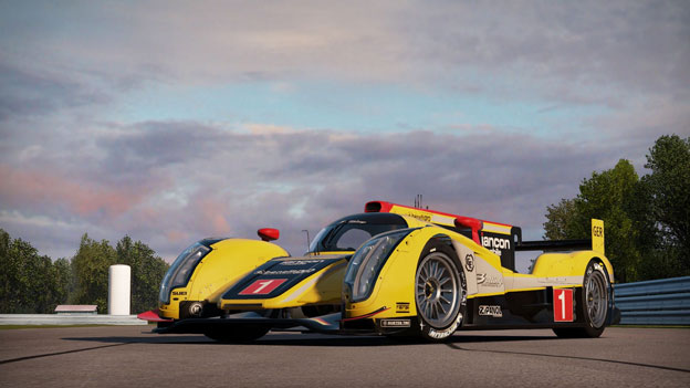 Project CARS Preview For PlayStation 3 PS3
