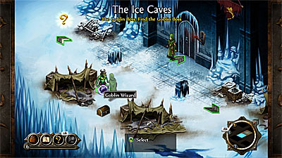 Puzzle Quest 2 screenshot