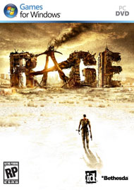 RAGE Box Art