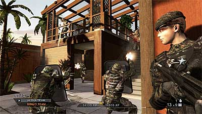 Tom Clancy's Rainbow Six: Vegas 2 screenshot