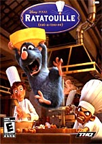 Ratatouille box art