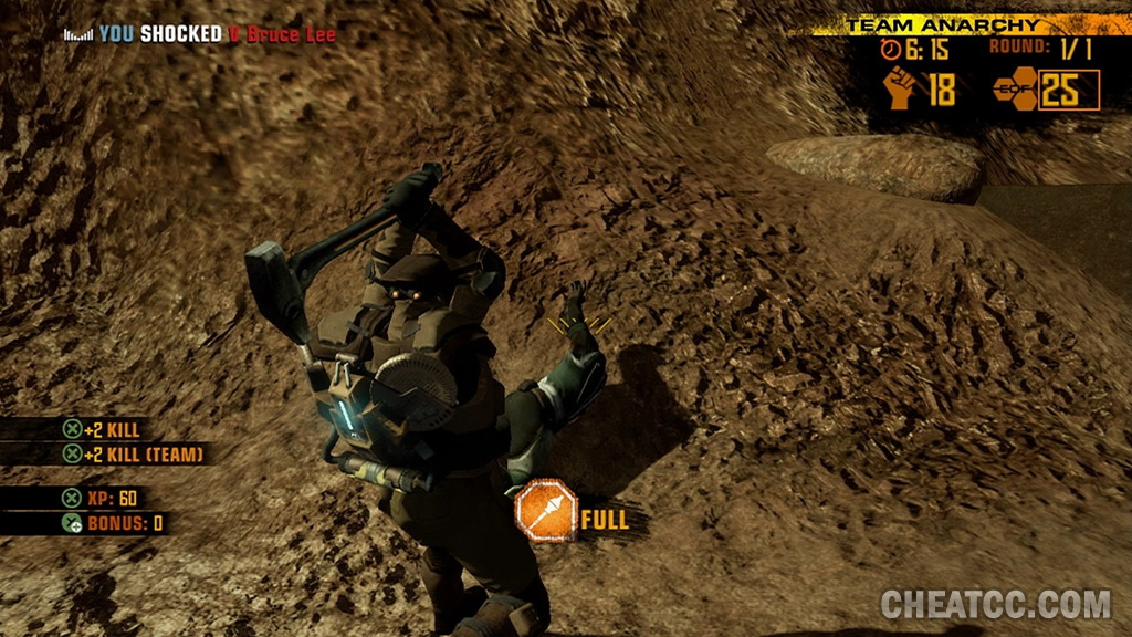 Red Faction: Guerrilla Hands-On Preview for PlayStation 3 (PS3)