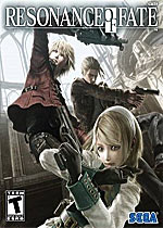 Resonance of Fate box art