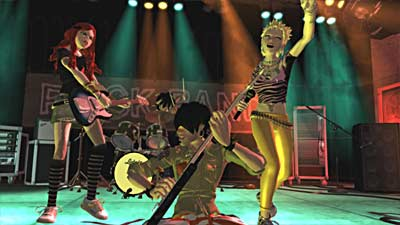 Rock Band 2 screenshot
