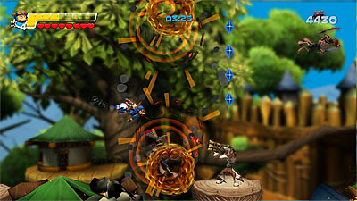 Rocket Knight screenshot