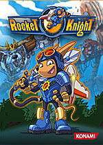 Rocket Knight box art
