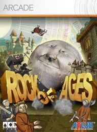 Rock of Ages Box Art