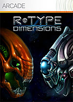 R-Type Dimensions box art