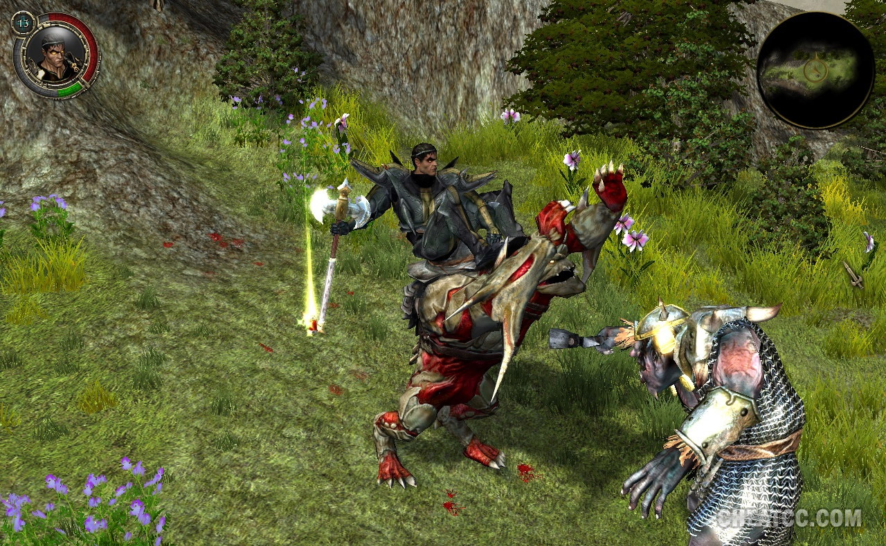 sacred 2  fallen angel review for xbox 360