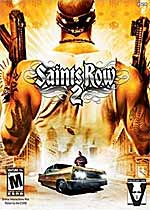 Saints Row 2 box art