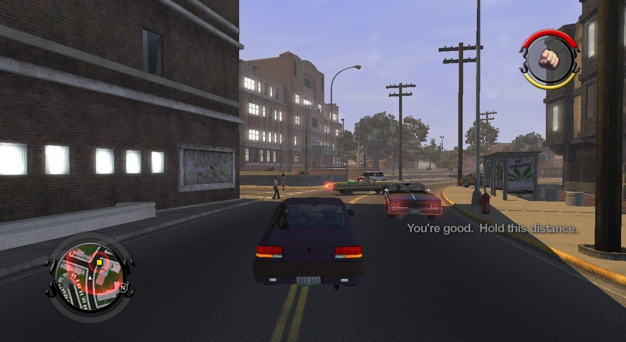 Saints Row Review / Preview for Xbox 360 (X360)