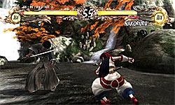 Samurai Shodown Sen screenshot