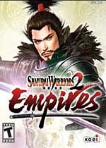 Samurai Warriors 2: Empires box art