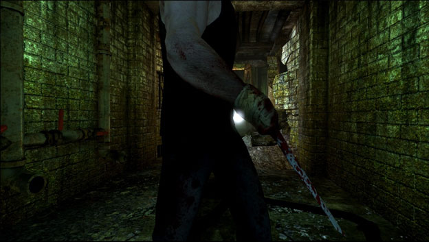 Saw II: Flesh & Blood screenshot