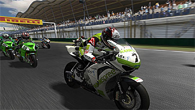 SBK Superbike World Championship screenshot