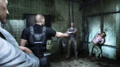 Splinter Cell: Double Agent screenshot