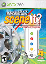 Scene It? Lights, Camera, Action box art