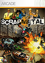Scrap Metal box art
