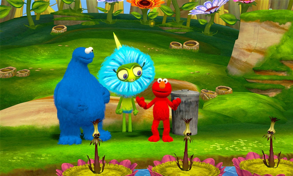 Sesame Street: Once Upon a Monster Screenshot
