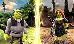 Shrek Forever After screenshot