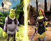 Shrek Forever After screenshot - click to enlarge