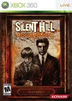 Silent Hill: Homecoming box art