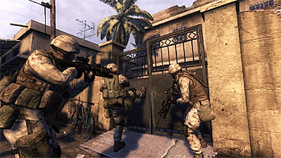 Six Days in Fallujah screenshot
