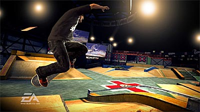 Skate screenshot