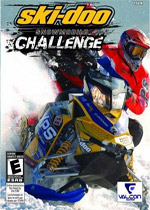 Ski-Doo Snowmobile Challenge box art