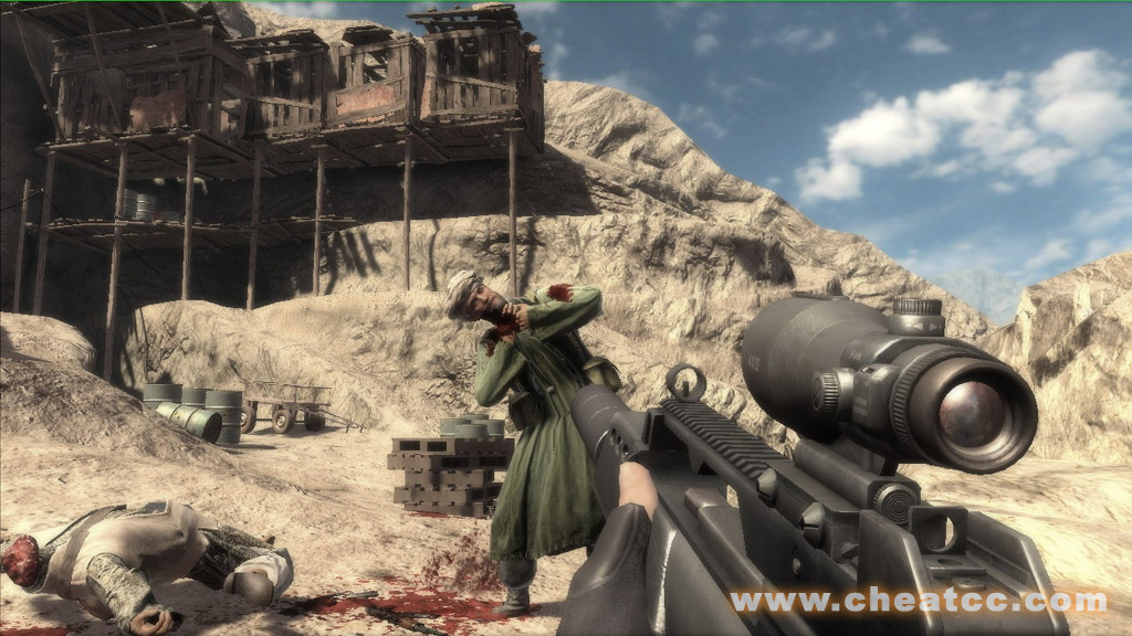 soldier of fortune  payback review for playstation 3