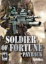 Soldier of Fortune: Payback box art