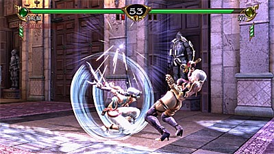 SoulCalibur IV screenshot