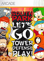 South Park Let's Go Tower Defense Play! box art